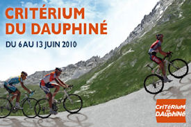 The 62nd Critérium du Dauphiné