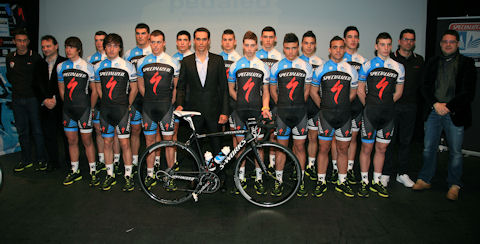 Specialized-Alberto Contador Foundation team
