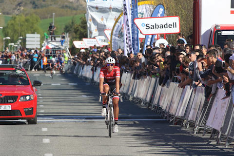 57th Vuelta al País Vasco Stage 1