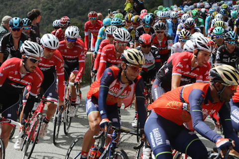 57th Vuelta al País Vasco Stage 2