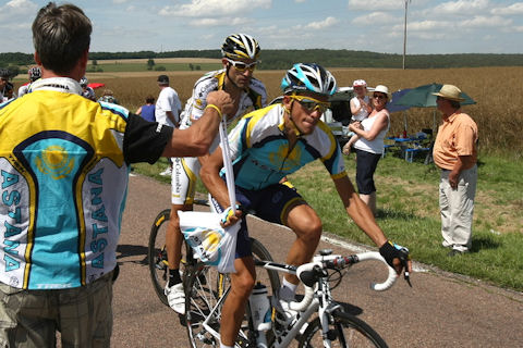 TDF 09 Stage 11