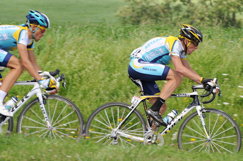 Stage 21, TDF 09
