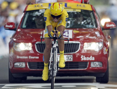 Stage 18, TDF '09