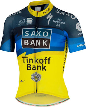 Team Saxo Bank-Tinkoff Bank 2012